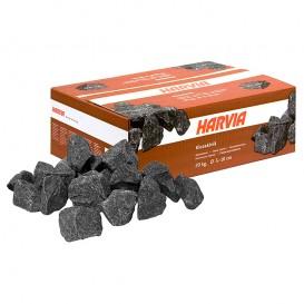 Piedras para sauna Harvia 20 kg Ø 10-15 cm