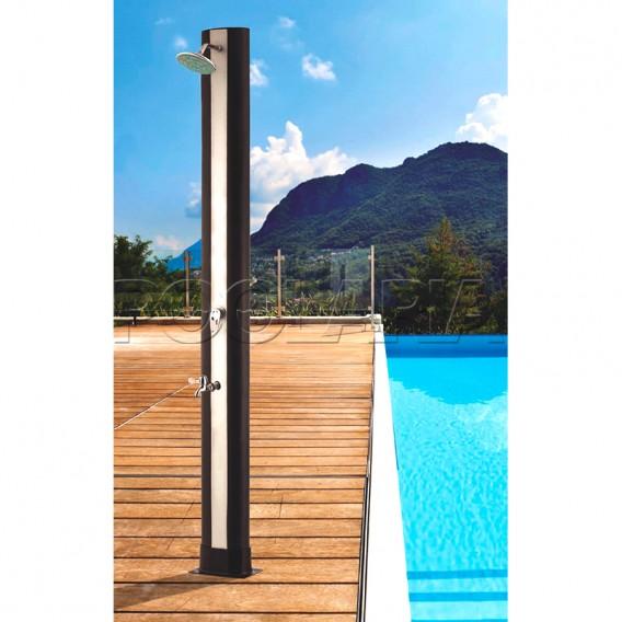 Instalación ducha solar 35L QP