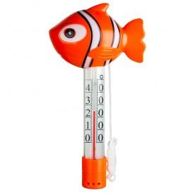 Termómetro flotante pez payaso Gre TBF20 para piscina