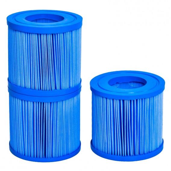 Cartucho filtro antibacteriano NetSpa (pack 3 uds.)
