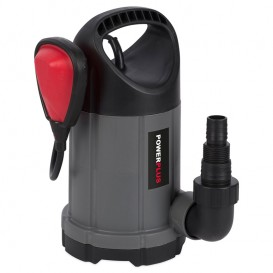 Bomba sumergible 250W aguas limpias Powerplus POWEW67902