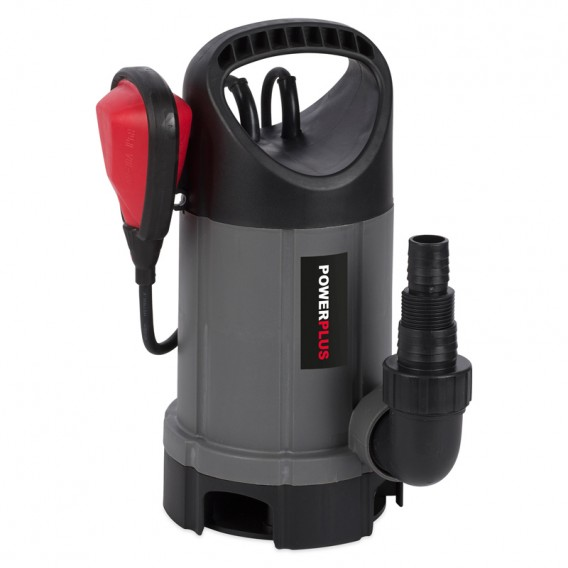 Bomba sumergible 400W aguas sucias Powerplus POWEW67904