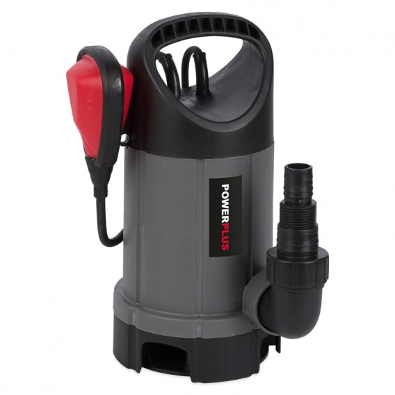 Bomba sumergible 750W aguas sucias Powerplus POWEW67906