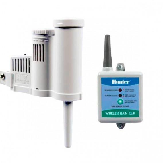Sensor de lluvia inalámbrico Hunter Wireless Rain-Clik