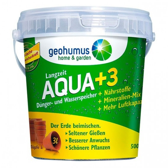 Geohumus complemento sustrato ecológico