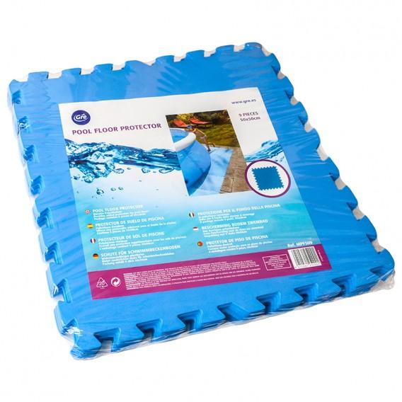Tapiz de suelo para piscinas desmontables Gre MPF509