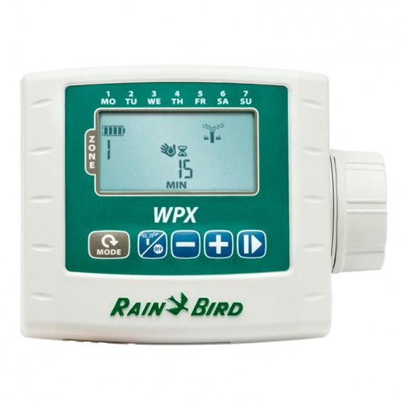 Programador autónomo a pilas Rain Bird WPX 1/2/4/6 estaciones