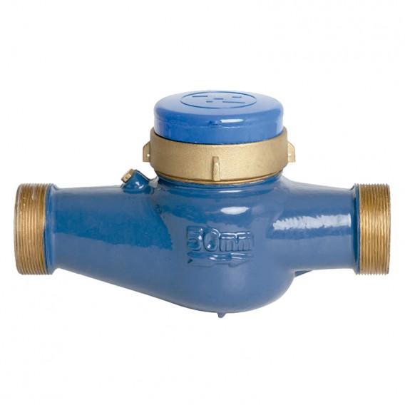 Contador de agua chorro múltiple metálico Hidroconta Hidrojet