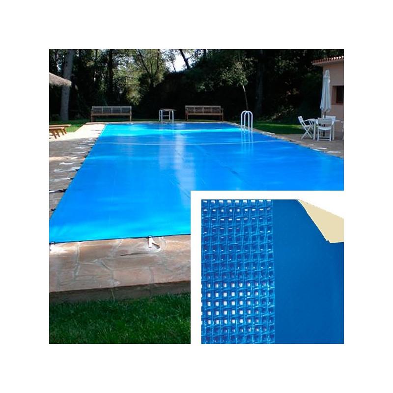 Cobertor de invierno gran resistencia poolaria - Cobertor piscina invierno ...