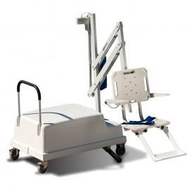 Elevador portátil acceso piscina discapacitados PAL2 AstralPool