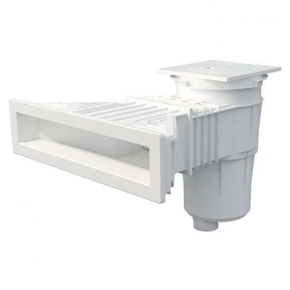 Skimmer Norm piscina liner y prefabricada AstralPool blanco