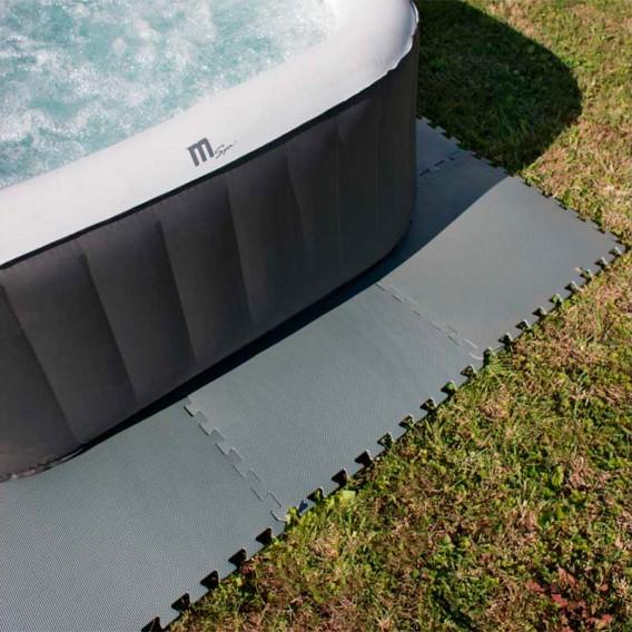 Protector de suelo piscinas y spas Gre MPF509GY
