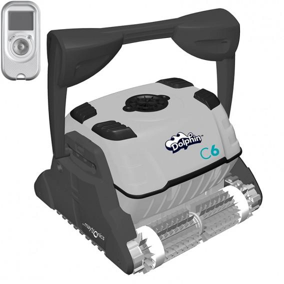 Dolphin C6 robot limpiafondos piscina