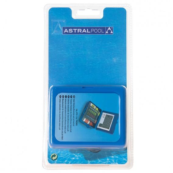 Comparador AstralPool Cloro y Bromo total y pH