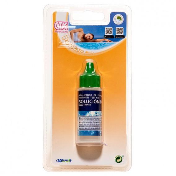 Reactivo B 22 ml test dureza agua potable