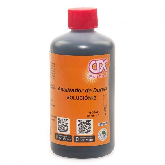 Reactivo B 250 ml test dureza agua potable
