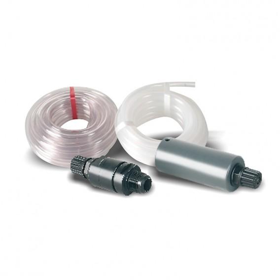 Accesorios bomba dosificadora de membrana Idegis