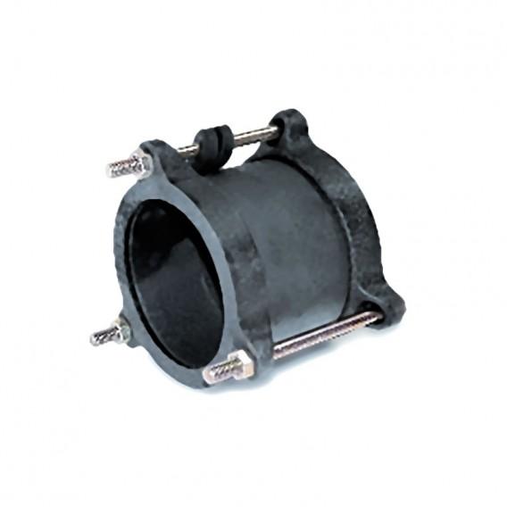 Unión Gibault para tubería de PVC