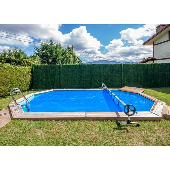 Enrollador de cubierta para piscinas enterradas Gre 90172