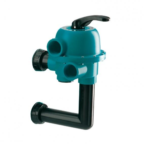 Válvula selectora ESPA con enlaces a filtro