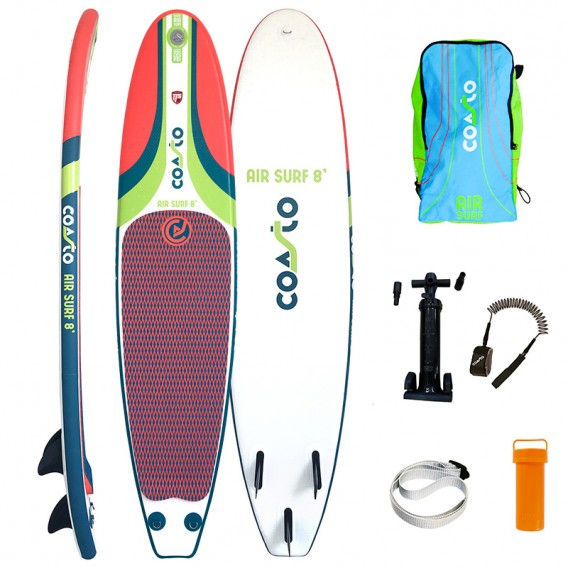 Tabla surf hinchable Coasto Air Surf 8