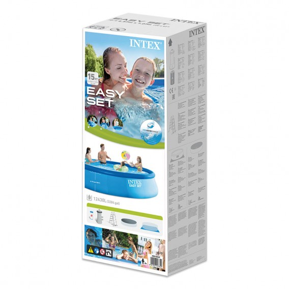 Embalaje piscina Intex Easy Set 26166NP