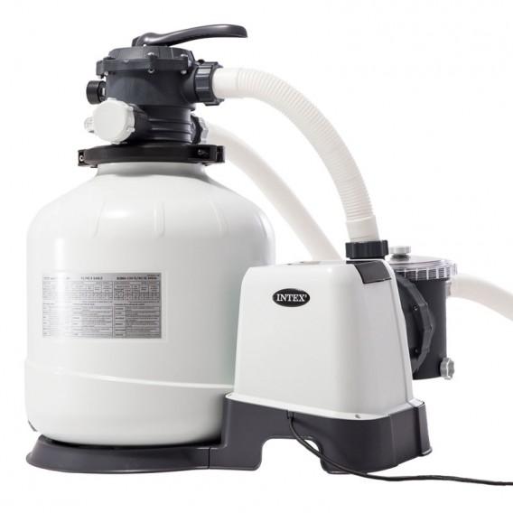 Depuradora de arena Intex 12.000 l/h 26652