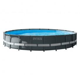 Piscina Intex Ultra XTR Frame 610x122 dep. arena 26334NP