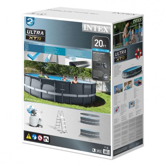 Embalaje piscina Intex Ultra XTR Frame 26334NP