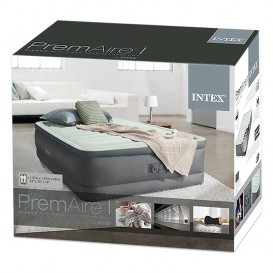 Cama hinchable Intex PremAire doble 64904