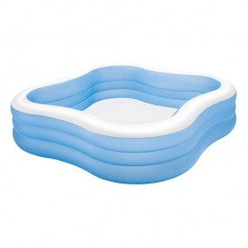 Piscina hinchable familiar Intex 229x229x56 57495NP