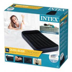 Colchón hinchable Intex Pillow Rest Classic individual 64146
