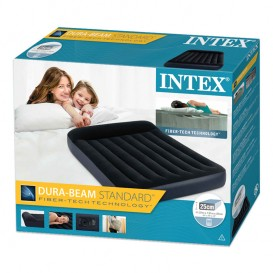 Colchón hinchable Intex Pillow Rest Classic doble 64148