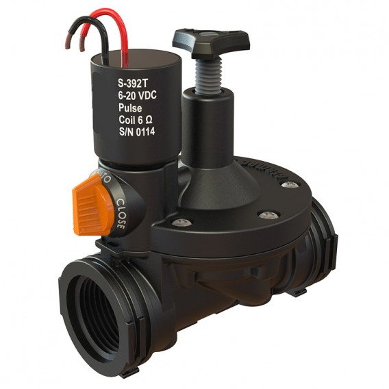 Electroválvula de riego Cepex 9V LATCH