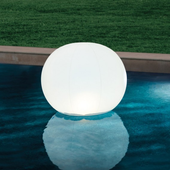 Globo lámpara flotante LED Intex 68695