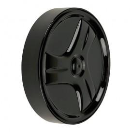 Llanta rueda grande negra Zodiac Vortex R0636000