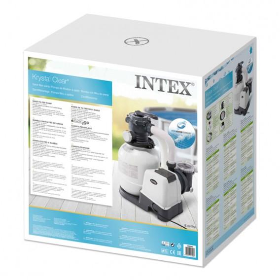 Depuradora de arena Intex 7.900 l/h 26646