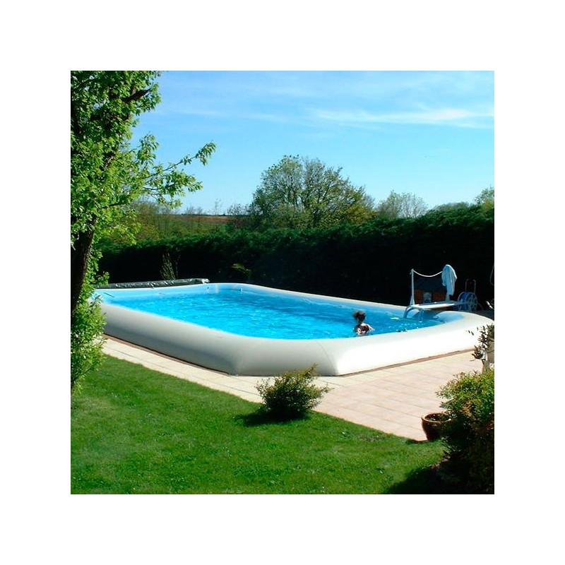 piscina zodiac original hippo rectangular poolaria