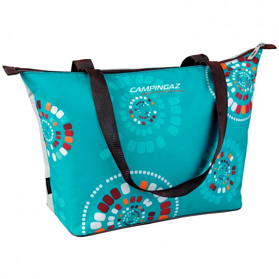 Bolsa nevera Shopping Cooler 15 litros Ethnic Campingaz