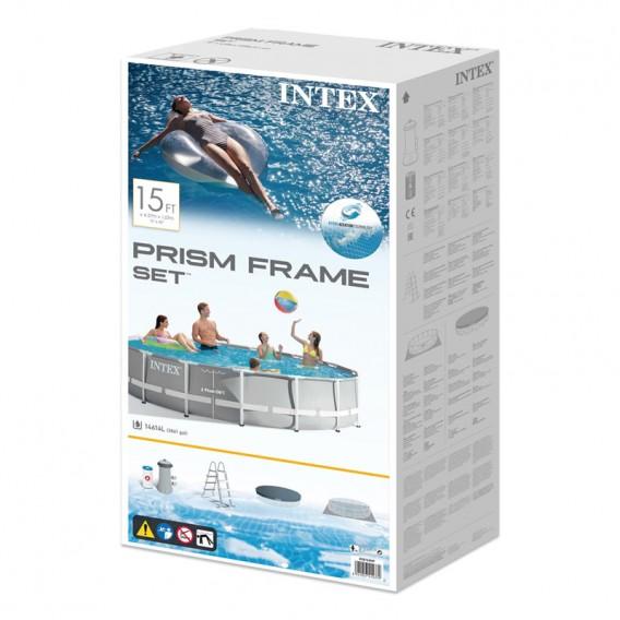 Embalaje piscina Intex Prisma Frame 26724NP
