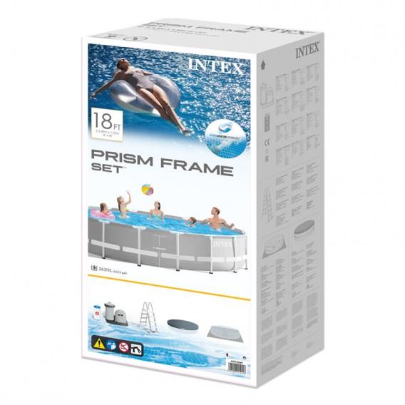 Embalaje piscina Intex Prisma Frame 26732NP