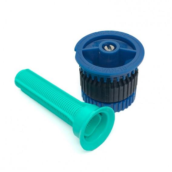 Toberas Rain Bird Serie HE-VAN-10 azul