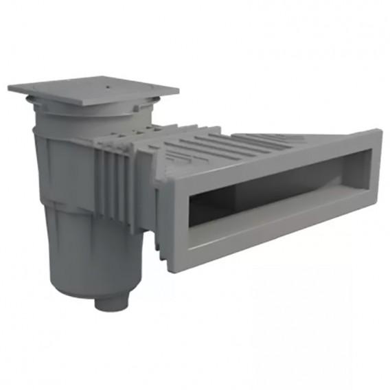 Skimmer Norm piscina hormigón AstralPool gris claro
