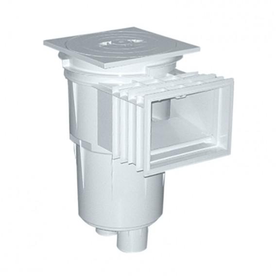 Skimmer 17,5 l boca standard tapa cuadrada piscina hormigón AstralPool