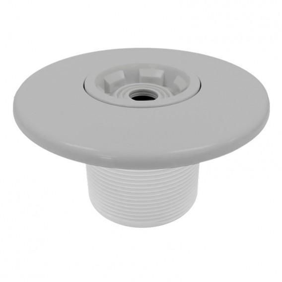 Boquilla de impulsión Multiflow roscar AstralPool gris claro
