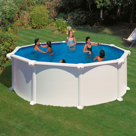 Piscina desmontable Gre Atlantis Plus circular