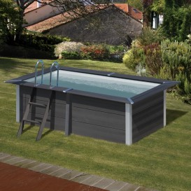Piscina composite Gre Avantgarde rectangular KPCOR2814