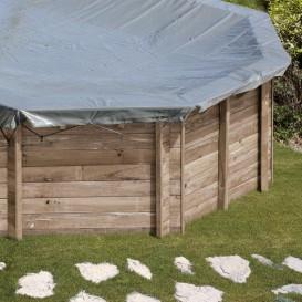 Cubierta invierno Gre Sunbay redonda 580 g/m²