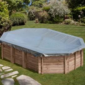 Cubierta invierno Gre Sunbay ovalada 580 g/m²