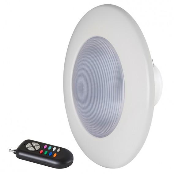 Proyector LED PAR56 RGB + mando by Poolaria